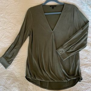 Banana Republic Jersey Blouse
